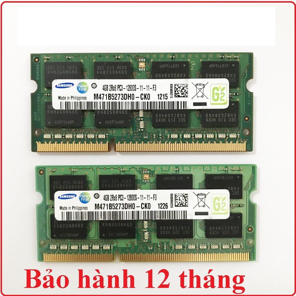 Ram Laptop 4g Ddr3 Buss 1600 1333 Giá Tốt Không Nên Bỏ Lỡ