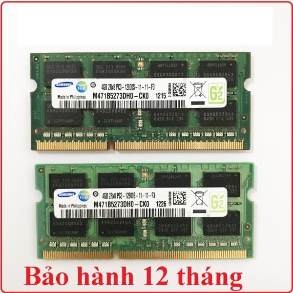 Giá Ram laptop 4g ddr3 buss 1600 1333