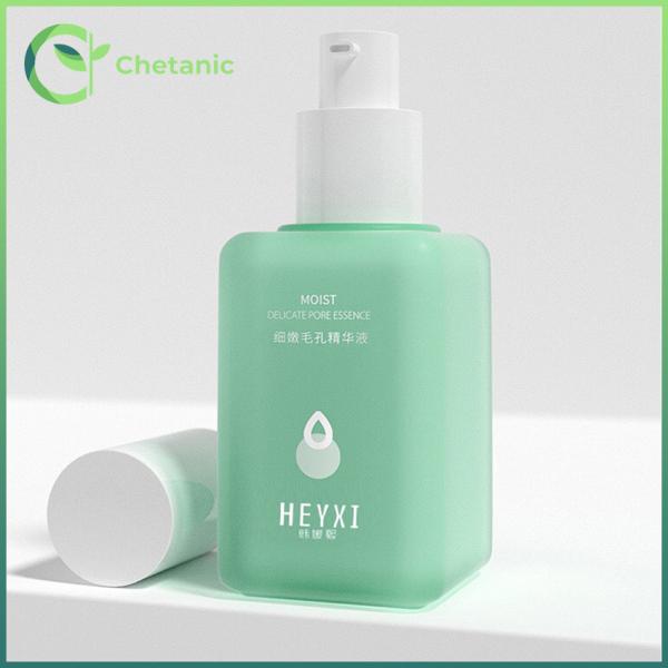 [CỰC HOT] Serum se khít lỗ chân lông Heyxi dưỡng ẩm, cấp ẩm cho da, tinh chất serum loại mụn, trắng da dùng cho da dầu mụn và mọi loại da thay thế toner, kem dưỡng da - Chetanic