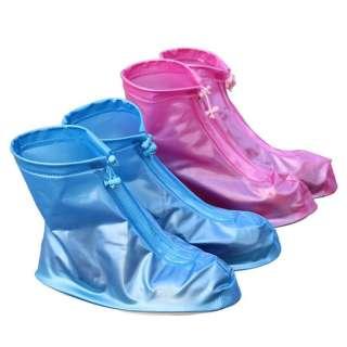 Bộ 2 siêu rẻ: Ủng Bốt bảo vệ giày trời mưa Smart Store (Màu ngẫu nhiên)