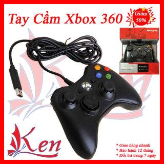 Tay cầm chơi game Xbox 360 có dây hỗ trợ Android TV Box, Smart TV, Smartphone Support OTG- Tay cầm chơi game xbox 360 có dây- Tay cầm chơi game mini- Tay cầm chơi game4 nút- Tay cầm chơi game 2 ngón- Máy chơi game cầm tay mini thumbnail