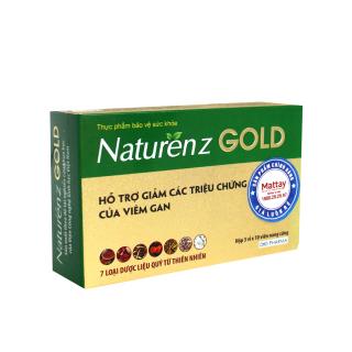 Naturenz Gold - DHG Pharma - Hộp 30 Viên - Giúp Mát Gan, Tăng Cường Chức Năng Gan thumbnail