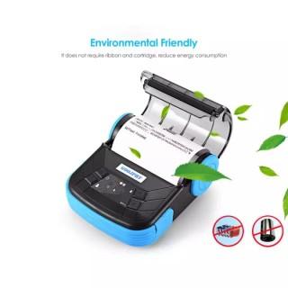 Máy in hóa đơn cầm tay MTP-3 không giây bluetooth cho bán hàng online k80 thumbnail