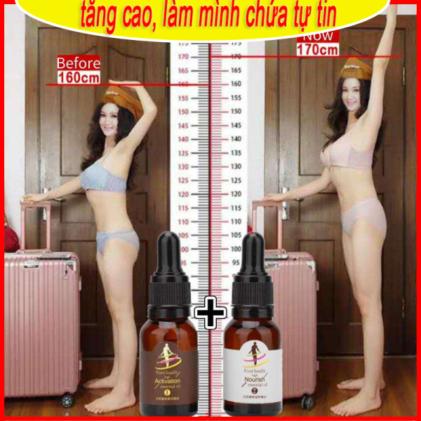 Height Increasing Oil Increasing Oil Foot Energy Massage Bone Growth Essential OilHeightening Conditioning Herbal Growth Boosting Essential Oil Soothing Feet Safe & Health,Bộ đồ hai chiếc