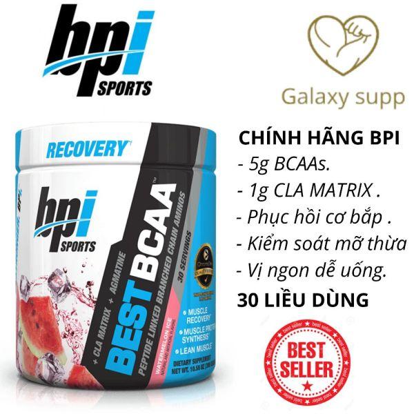 BEST BCAAs phục hồi phát triển cơ bắp 30 liều dùng cao cấp