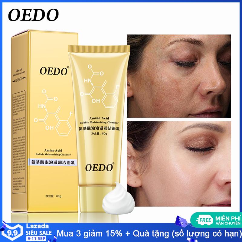 OEDO Sữa rửa mặt làm sạch lỗ chân lông axit amin sản phẩm rửa mặt chăm sóc da mặt chống lão hóa làm sạch nếp nhăn giá rẻ