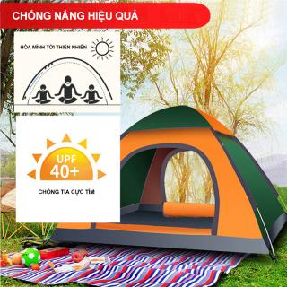 Lều cắm trại ngoài trời cho 2-3 người, lều dã ngoại tự bung,lều phượt du lịchKích thước Dài 200cm Rộng 145cm Cao 115cm . Lều gồm 1 cửa chính. Phù hợp cho 2-3 người dùng thumbnail
