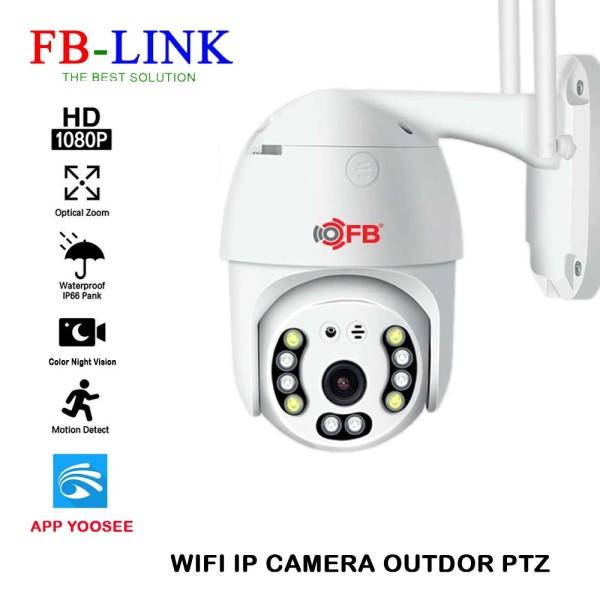 Bảng giá [HCM]Camera IP Wifi Ngoài trời FB-Link GT-5200 Full HD (App Yoosee – Ban đêm có màu) + Adapter Phong Vũ