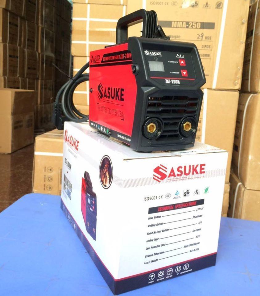 Máy hàn  điện tử Sasuke mini ZX7 - 200N