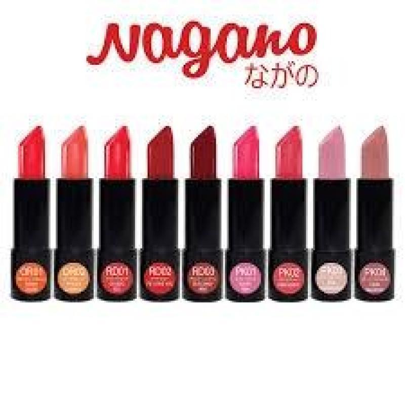 Son Lì Nagano Collagen Lipstick PK02 2.90gr