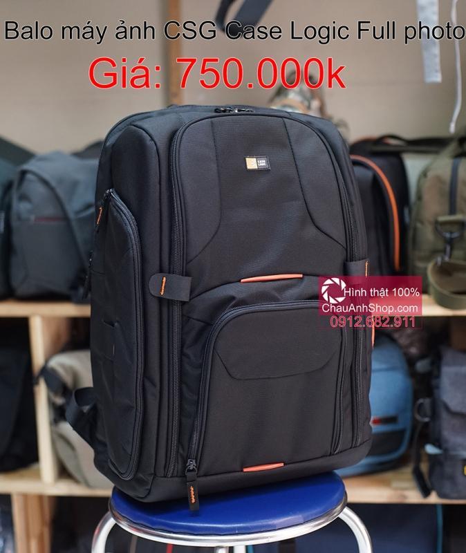 Hình ảnh Balo máy ảnh CSG Case Logic Full photo