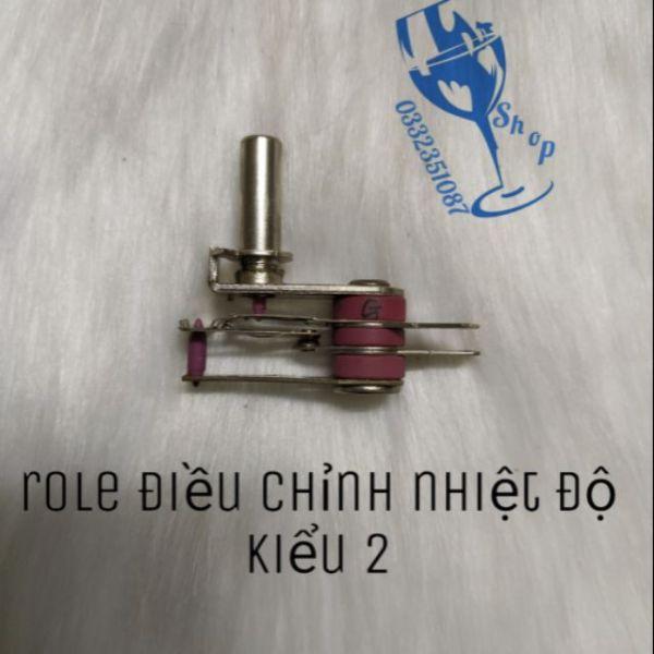 Rơ le - role lò nướng role điểu chỉnh nhiệt độ kiểu 2