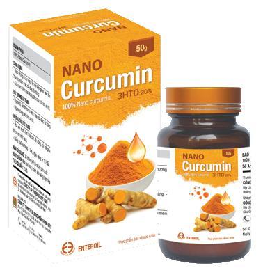 nano curcumin 3htd (viện hàn lâm )