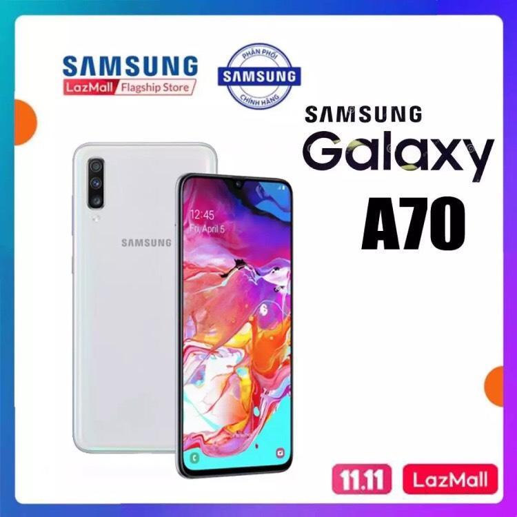 Lazada Giảm Giá Khi Mua Điện Thoại Samsung Galaxy A70 - Thiết Kế Tinh Tế Và Sang Trọng - Bảo Hành 12 Tháng