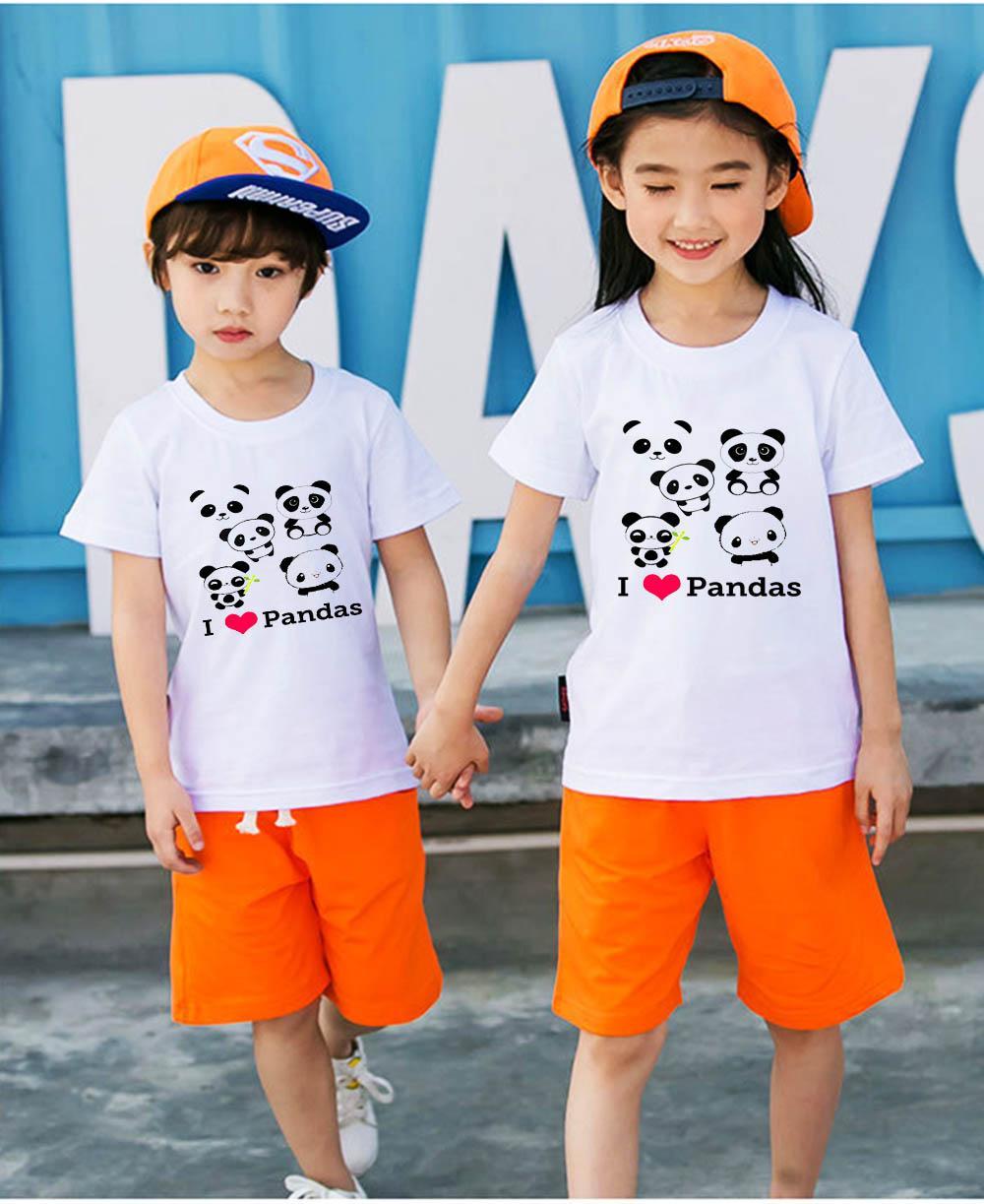 Áo thun trẻ em mềm mịn thoáng mát in hình dễ thương BT31