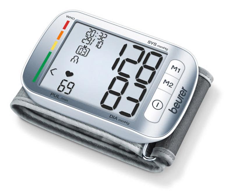 Máy đo huyết áp cổ tay Beurer BC50 - hàng chính hãng nhập khẩu