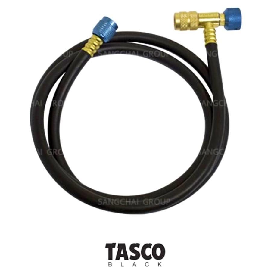 Dây nạp gas tích hợp van chống bỏng gas R410 TASCO - TCV140M