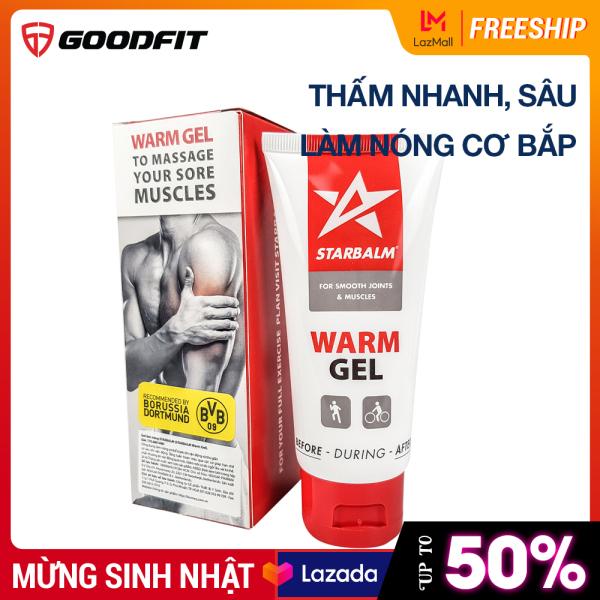 Gel Làm Nóng Starbalm Warm Gel 100ml nhập khẩu