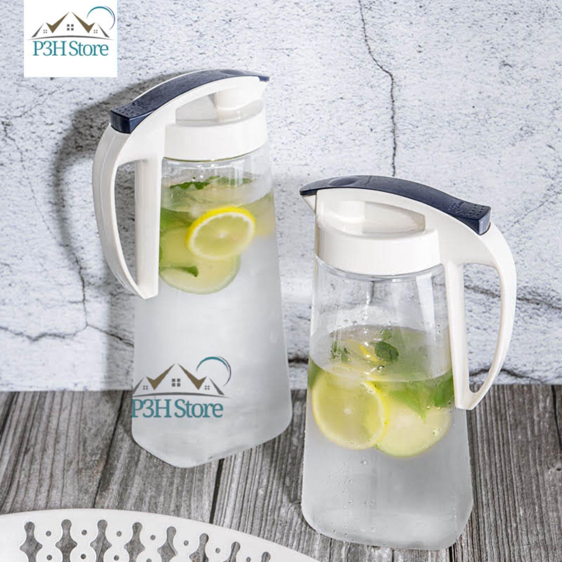 Bình đựng nước nhựa Tritan Lock&Lock Bisfree One Touch 1,6L/2L