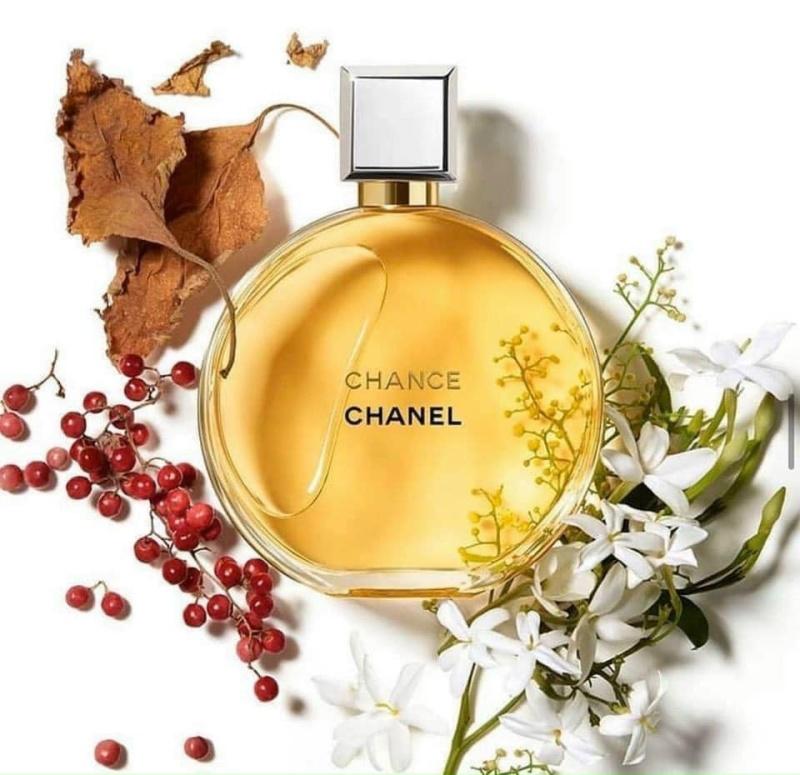 Chanel Chance Eau De Parfum Spray for Women - 100ML
