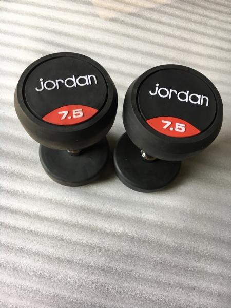 Bảng giá Tạ tay cao su jordan 7.5kg (1 đôi)