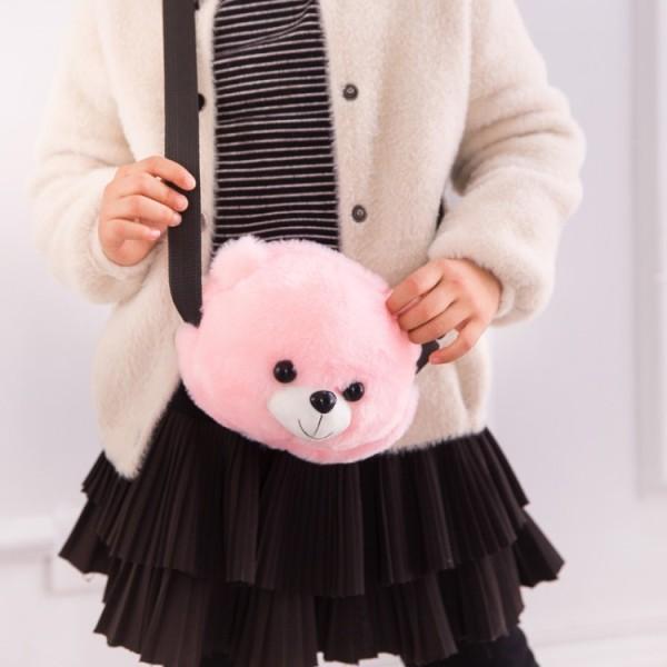 Giá bán Túi gấu mặt thú hình đầu gấu mẫu mới nhất