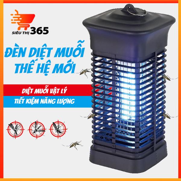 Đèn bắt muỗi lưới điện cao cấp,máy diệt côn trùng,Bắt muổi trong 30 phút - Không mùi, không hóa chất, không bụi. Bảo hành 6 tháng