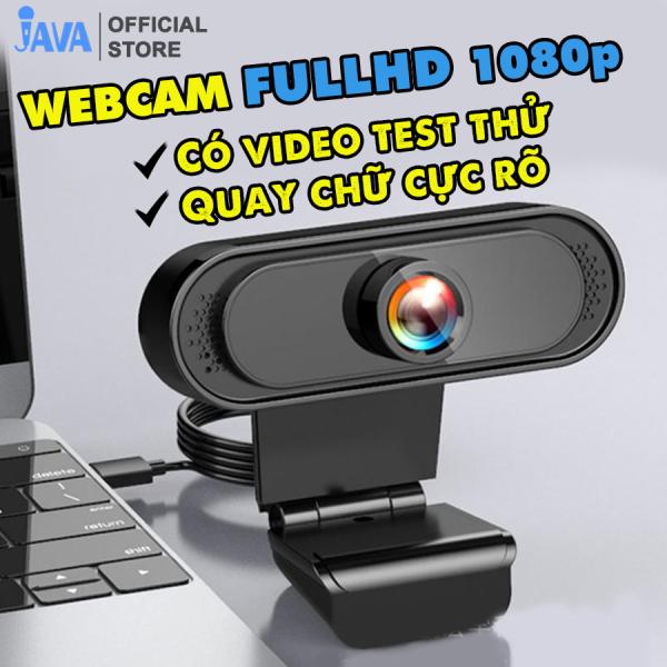 Bảng giá [QUAY CHỮ SIÊU NÉT] Webcam máy tính FullHD 1080p rõ nét - Thu hình cho máy tính, pc, TV, để bàn - Rõ nét - Chân thực Phong Vũ