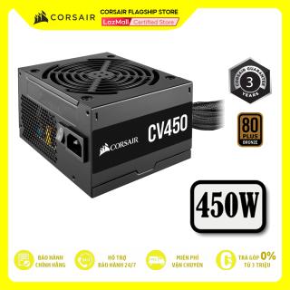 Nguồn máy tính CORSAIR CV450 - 80 Plus Bronze thumbnail