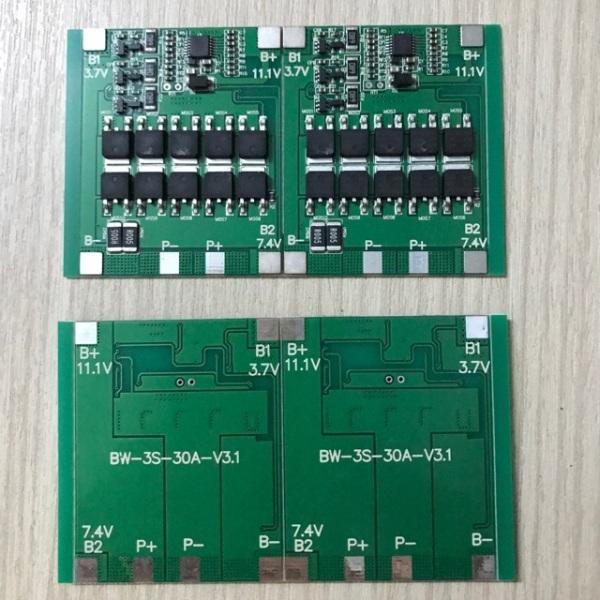 Giá Mạch 3S 30A Full, bảo vệ Pin Lion