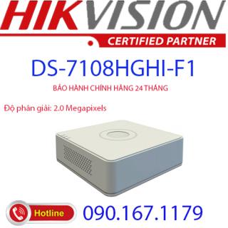 [HCM]Đầu ghi hình HD-TVI 8 kênh TURBO 3.0 HIKVISION DS-7108HGHI-F1 N(S) thumbnail