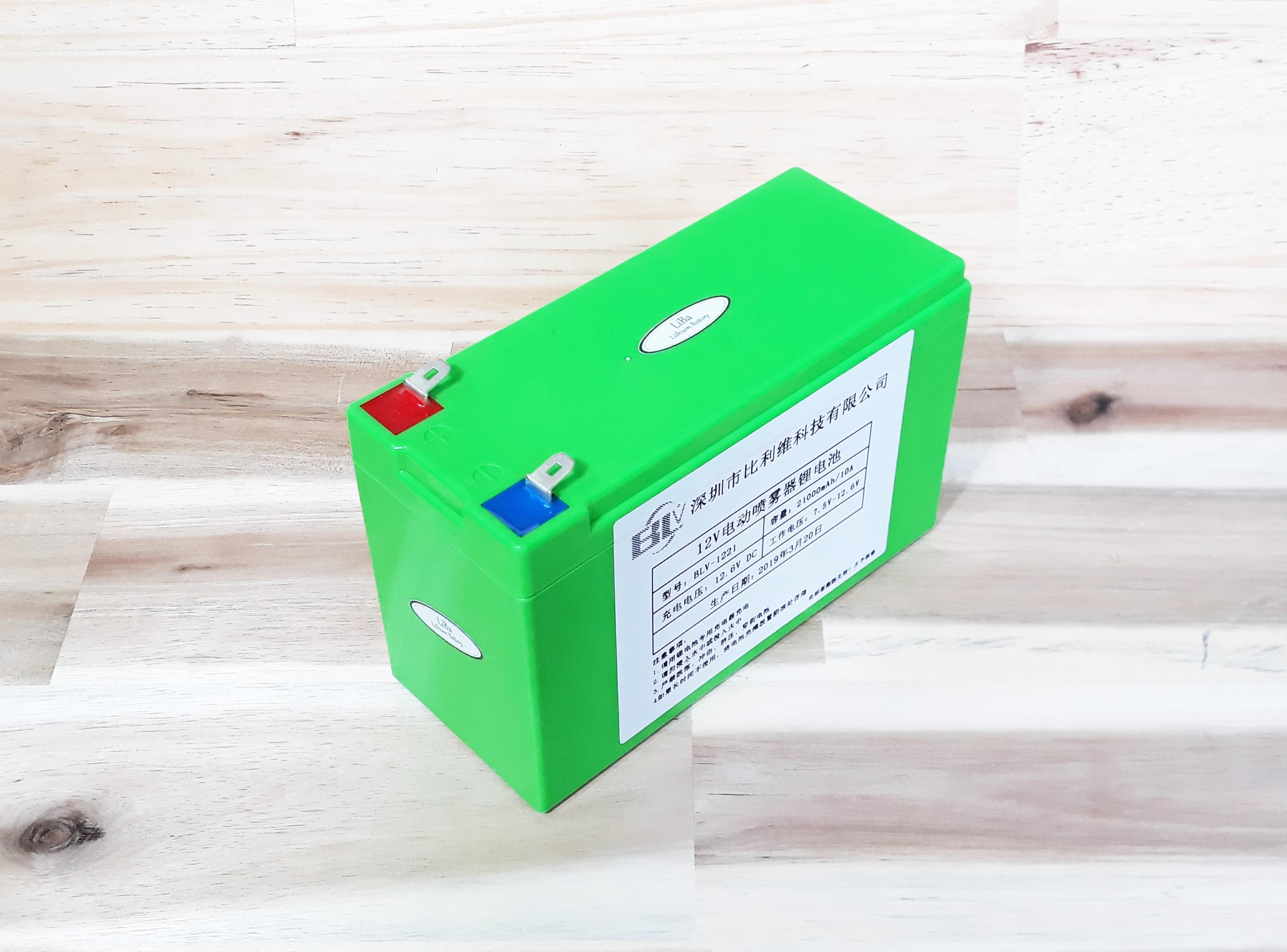 Bình Điện Lithium 12V 21Ah _ LiBa
