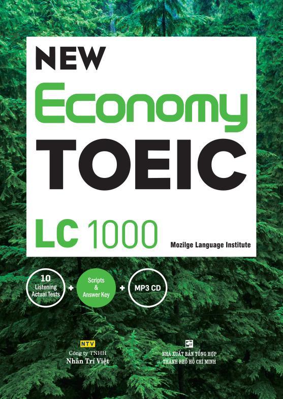 New Economy TOEIC: LC 1000