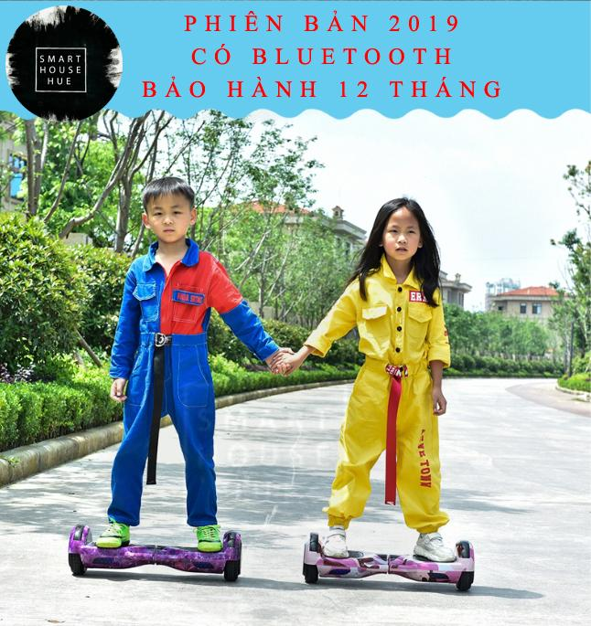 Mua Xe cân bằng điện 2019 - Phiên bản có Bluetooth - Size 6.5inch
