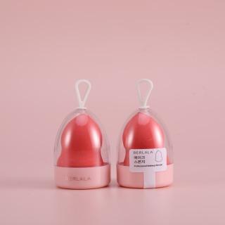 Berlala Beauty Mút trang điểm dùng tán kem nền BLL01 - Watermelon Color 8