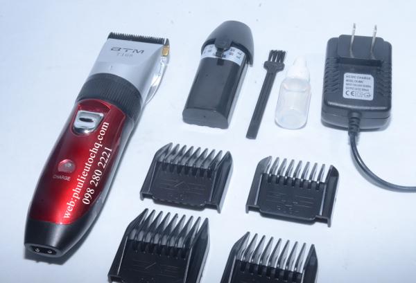[HCM]Tông đơ cắt tóc BTM 168 nhập khẩu