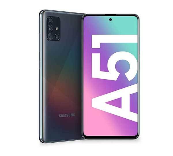 Điện thoại Samsung Galaxy A51 (6GB/128GB)- Fullbox nguyên seal- BH 12 tháng