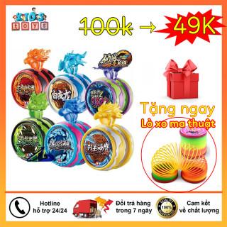 YoYo Linh Thú, đồ chơi con quay cho bé- đồ chơi giải lao sau những giờ học căng thẳng thumbnail