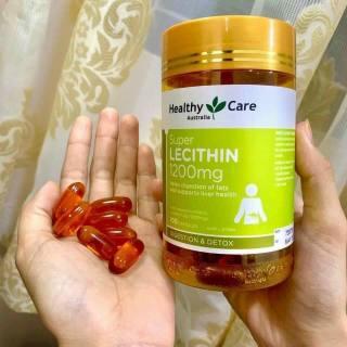 MẦM ĐẬU NÀNH HEALTHY CARE SUPPER LECITHIN HEALTHY CARE 1200MG. thumbnail