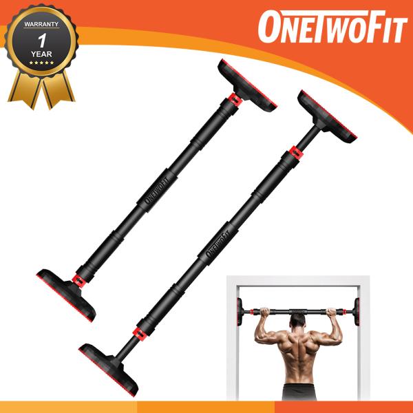 Bảng giá Onetwofit Xà đơn đa năng Xà Đơn Treo Tường Xà Đơn Gắn Cửa Thông Minh Thanh Xà Ngang treo tường tập GYM OT160