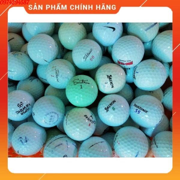 Bóng Golf Các Thương Hiệu - 10 Qủa