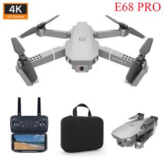 [Nhập ELMAR31 giảm 10% tối đa 200k đơn từ 99k]Máy bay flycam mini E68 PRO flycam giá rẻ máy bay điều khiển từ xa có Camera 4K nhào lộn Giữ vị trí tốt khi bay thumbnail