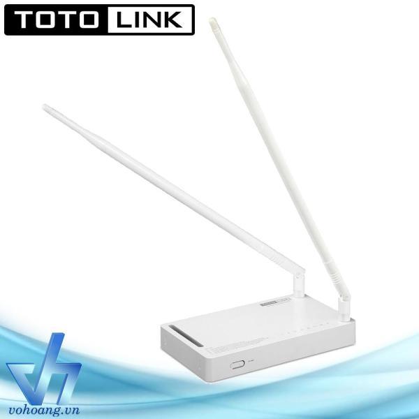 Bảng giá Bộ phát wifi công suất cao Totolink N300RH Long-Range Phong Vũ