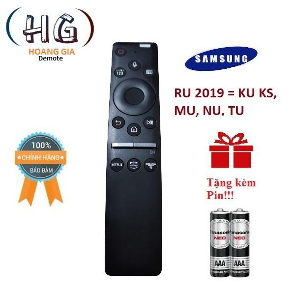 Bảng giá Remote Điều Khiển Tivi Samsung Giọng Nói