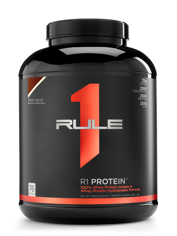 Thực Phẩm Bổ Sung R1 Protein Isolate/ Hydrolysate 5lb - 76 Servings Đang Có Ưu Đãi