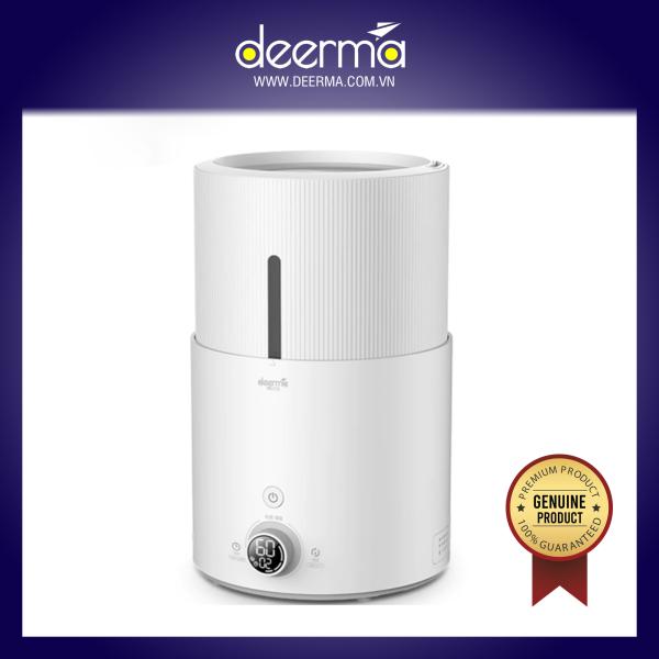 (Tặng tinh dầu thơm) Máy tạo độ ẩm không khí thông minh Deerma DEM-SJS200