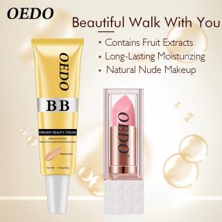 OEDO Rose Peptide Dưỡng môi đầy màu sắc Kem che khuyết điểm BB Cream Chăm sóc da mặt Sửa đổi Dưỡng ẩm Kem dưỡng trắng chống nắng dễ thoa thumbnail