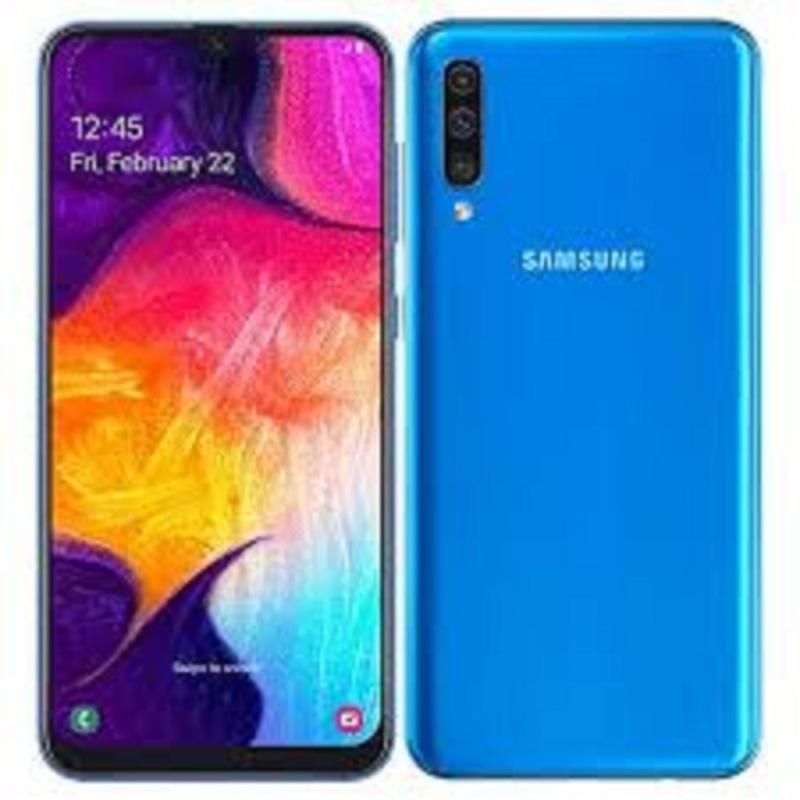 điện thoại Samsung Galaxy A50 2sim ram 4G/64G mới Chính Hãng - Chiến PUBG/Free Fire mướt