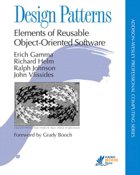 Design Patterns: Elements of Reusable Object-Oriented Software - Hanoi bookstore