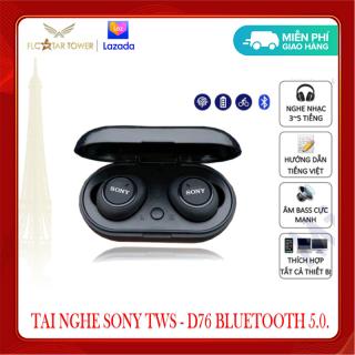 Tai nghe Headphones chính hãng- tai nge có míc Mua tai nghe so-nyD D76 giá rẻ Tai nghe bluetooth so-nyD D76 cao cấp 2020,chống nước,chống ồn,âm thânh siêu bass nge cực đã.. thumbnail